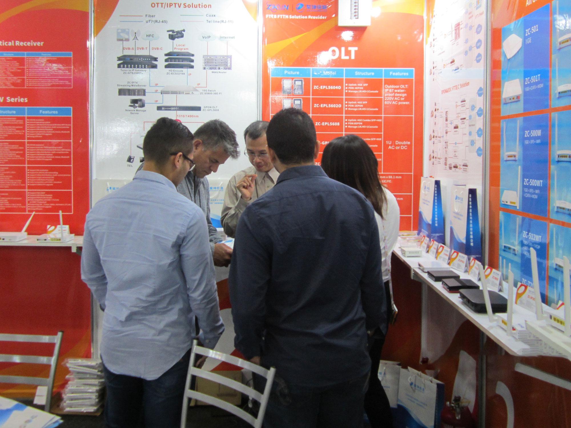 San Paulo NETCOM2019